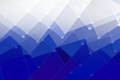 Blue background. Sweet abstract blue background ligne Royalty Free Stock Photography