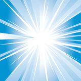 Blue background. Sweet abstract blue background ligne Stock Image