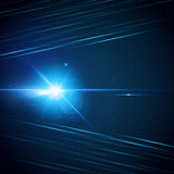 Blue background. Sweet abstract blue background ligne Royalty Free Stock Photos