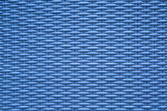 Blue background texture of basketwork. Royalty Free Stock Photo
