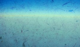 Blue Background with Wall Texture. This is blue background with wall texture Stock Photography