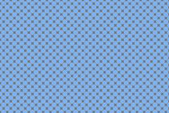 Blue wallpaper background pattern Royalty Free Stock Photography