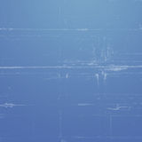 Blue background with white vertical stripes Royalty Free Stock Images