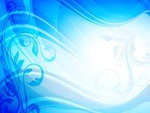 Blue background. Royalty Free Stock Photos