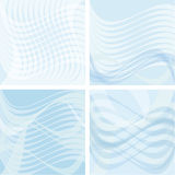 Blue backgrounds. Royalty Free Stock Image