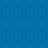 Blue backgrounds with seamless patterns. Ideal for printing. Onto fabric and paper or scrap booking. Vector illustration Royalty Free Illustration