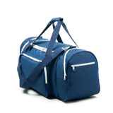 Blue bag Stock Photography