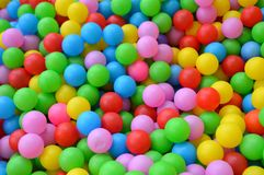 Blue, Ball Pit, Yellow, Balloon Royalty Free Stock Images