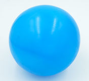 Blue ball Royalty Free Stock Photo