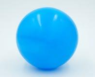Blue ball Stock Image