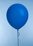 Blue ballon Stock Photography
