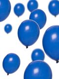 Blue Balloons Stock Images