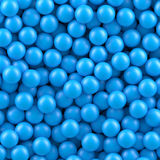 Blue balls background. Vector illustration Eps 10 Royalty Free Stock Image