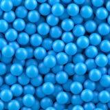 Blue balls background Royalty Free Stock Image