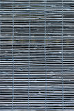 Blue bamboo Window Screen Royalty Free Stock Photo