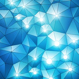 Blue Banner Royalty Free Stock Photos