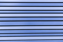 The blue bars Royalty Free Stock Photo