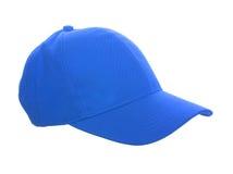 Blue baseball Royalty Free Stock Photo