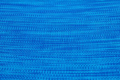 Blue basket texture Royalty Free Stock Images