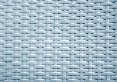 Blue basket weave pattern. Vintage texture. Stock Photography