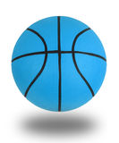 Blue basketball Royalty Free Stock Images