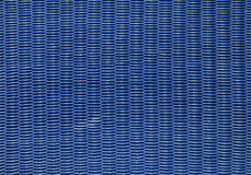 Blue basketwork Royalty Free Stock Images