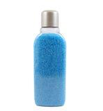 Blue bath salt Royalty Free Stock Photos