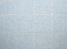 Blue bathroom tile Stock Photos