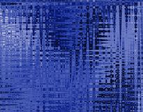 Blue batic stock photography