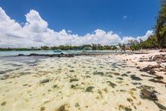 Blue Bay Marine Park, Mauritius Royalty Free Stock Photography
