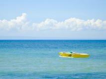 Blue beach Stock Photo