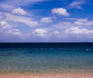 Blue Beach Royalty Free Stock Image