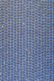 Blue beads Royalty Free Stock Photography