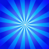 Blue beams Stock Photo
