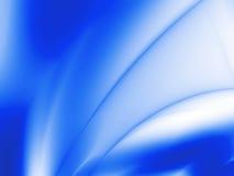 Blue beams Stock Photo