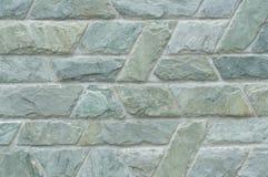 Blue beautiful stone wall texture Royalty Free Stock Photo