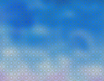 Blue Beige Background wallpaper Royalty Free Stock Photos