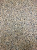 Blue beige floor in the subway car. royalty free stock images