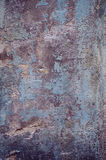 Blue and beige plaster Stock Photo
