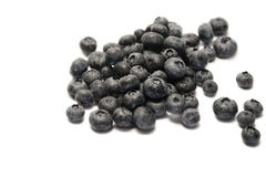 Blue Berries Royalty Free Stock Photography
