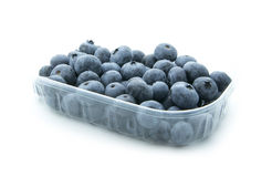 Blue berries Stock Images