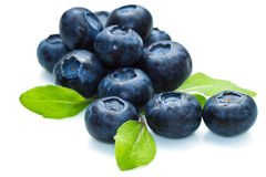 Blue berry Royalty Free Stock Images