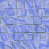 Blue big tiles Royalty Free Stock Image