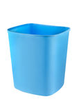 Blue Bin Stock Images