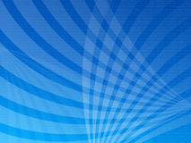 Blue binary code background. Blue binary code on abstract background Royalty Free Stock Image