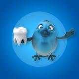 Blue bird Royalty Free Stock Photography