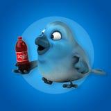 Blue bird Royalty Free Stock Photo