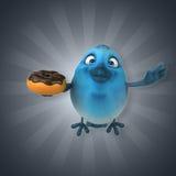 Blue bird Stock Photos