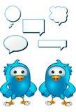 Blue Bird - Hands On Hips Stock Image