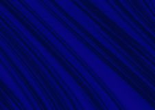 Blue and black abstract background Stock Images